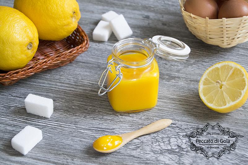 ricetta lemon curd, peccato di gola