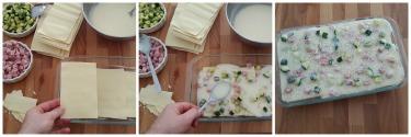 lasagne zucchine e prosciutto, peccato di gola di giovanni 3