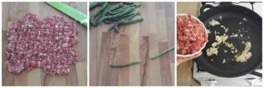 pasta asparagi e salsiccia, peccato di gola di giovanni 1