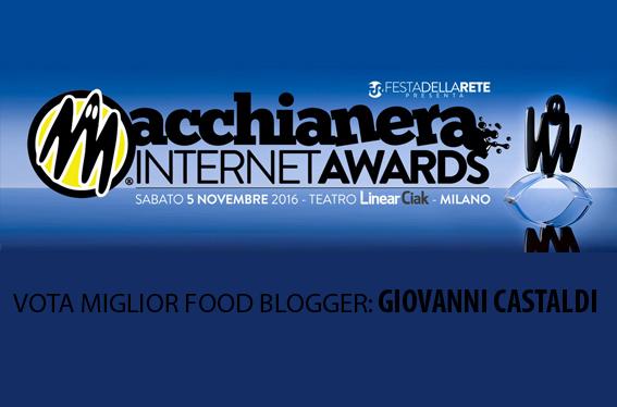 giovanni castaldi al macchianera internet awards