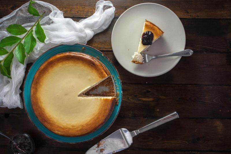 ricetta cheesecake, peccato di gola di giovanni