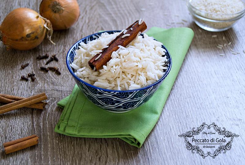 ricetta riso pilaf, peccato di gola di giovanni