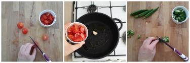 okra con pomodorini in padella, peccato di gola di giovanni 1
