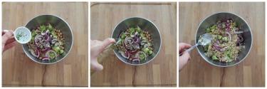 bulgur all'insalata, peccato di gola di giovanni 5