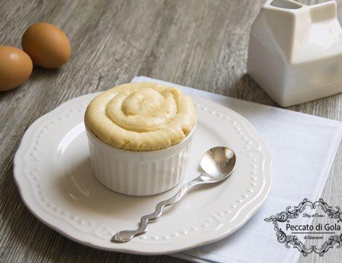 Crema pasticcera senza zucchero e senza glutine