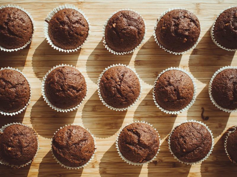 ricetta muffin, peccato di gola di giovanni