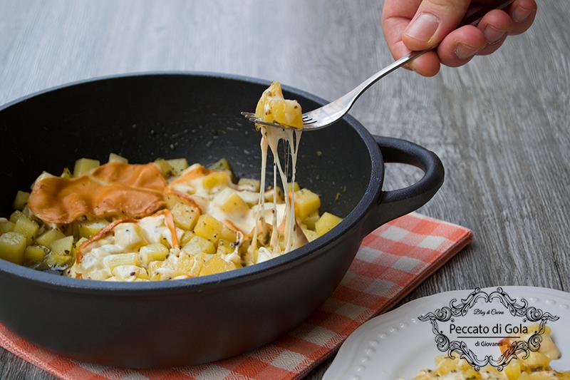 ricetta patate filanti, peccato di gola di giovanni 2