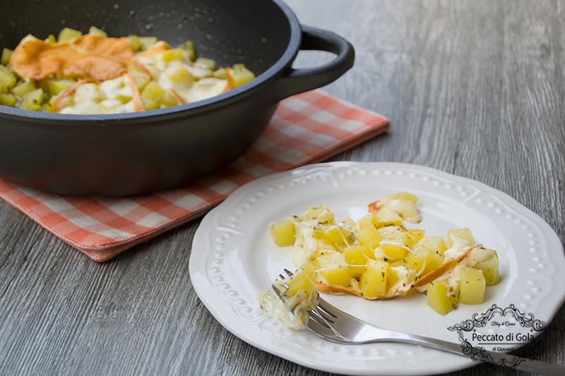ricetta patate filanti, peccato di gola di giovanni