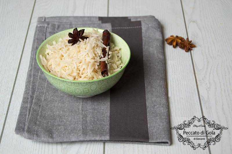 ricetta riso pilaf vegan, peccato di gola di giovanni