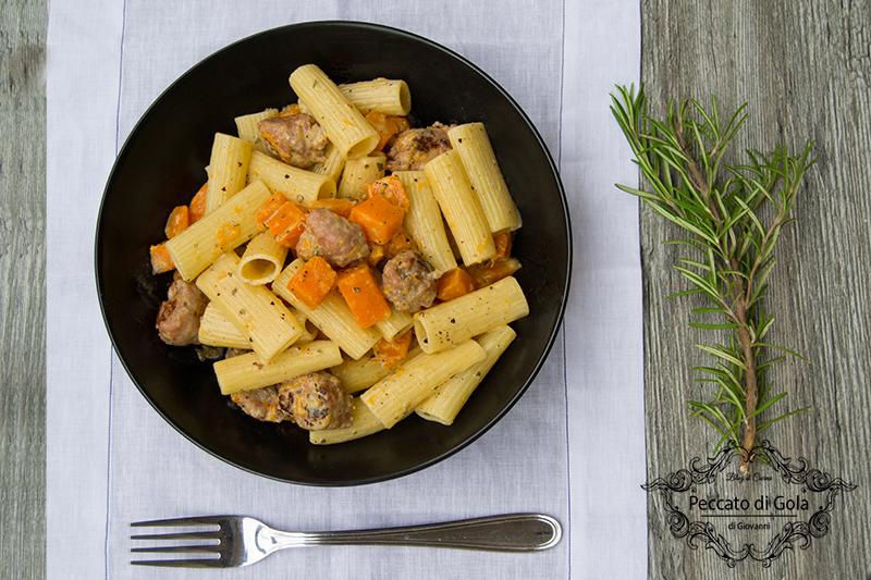 la-ricetta-pasta-zucca-e-salsiccia-peccato-di-gola-di-giovanni