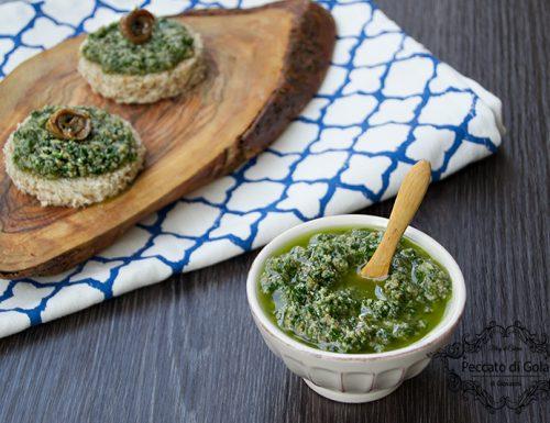 Salsa verde alla piemontese