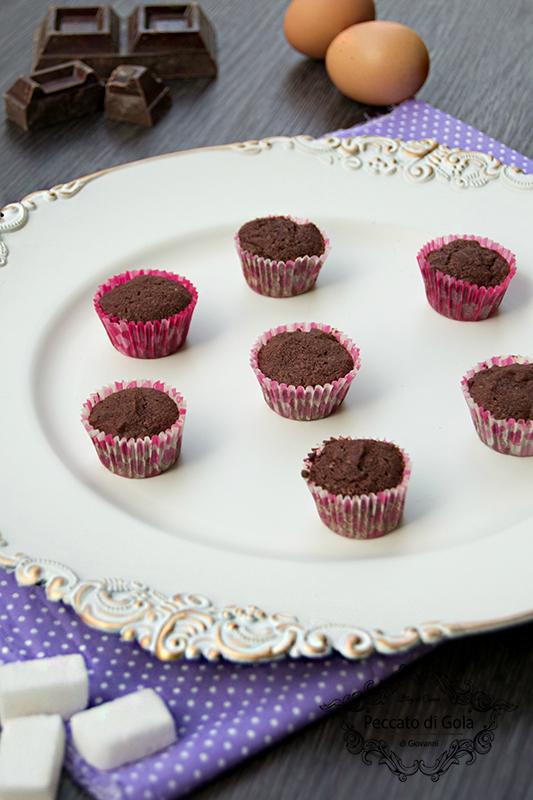 ricetta base per cupcake al cioccolato, peccato di gola di giovanni 2