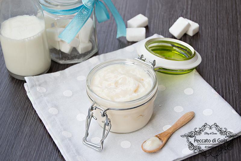 ricetta crema al latte, peccato di gola di giovanni