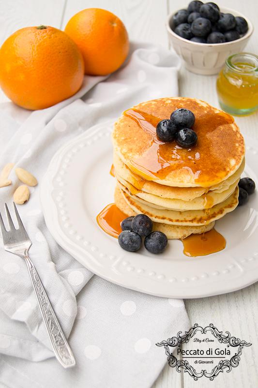 ricetta pancake senza glutine, peccato di gola di giovanni 2