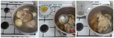 brodo di gallina o pollo, peccato di gola di giovanni 4