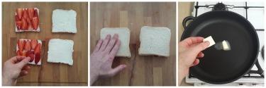 french toast ricotta e fragole, peccato di gola di giovanni 3