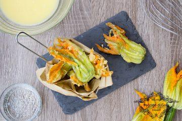 ricetta fiori di zucca fritti, peccato di gola di giovanni
