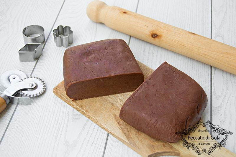 ricetta pasta frolla al cacao, peccato di gola di giovanni