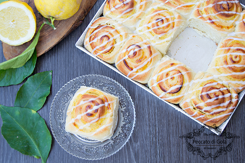 ricetta girelle al limone, peccato di gola di giovanni