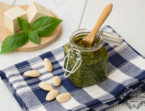 Pesto alla genovese vegan