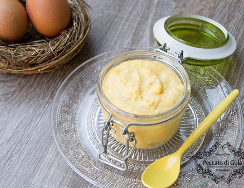 Crema inglese salata