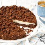 Crostata mascarpone e nutella senza cottura