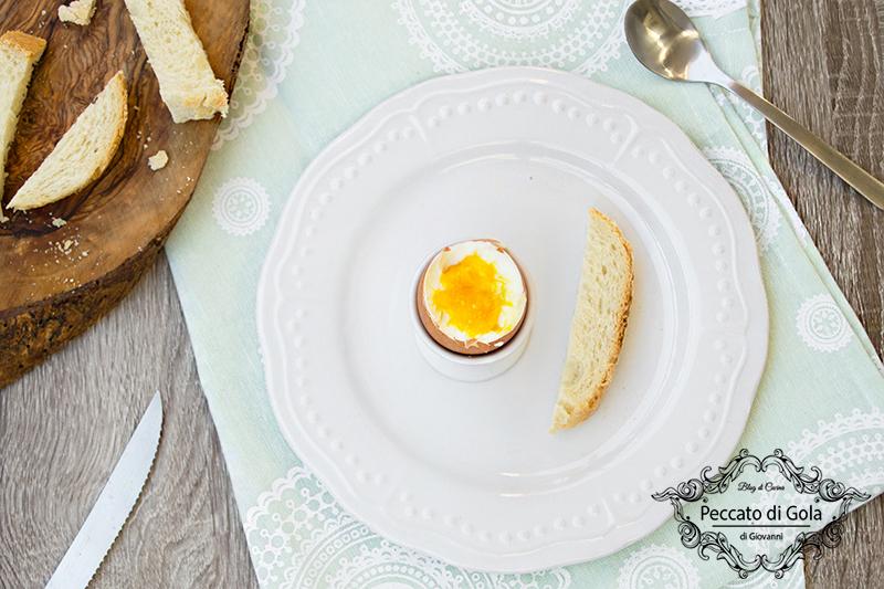 ricetta uova alla coque, peccato di gola di giovanni