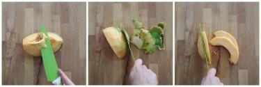 risotto al prosciutto e melone, peccato di gola di giovanni 1