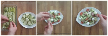 carpaccio di zucchine, peccato di gola di giovanni 5