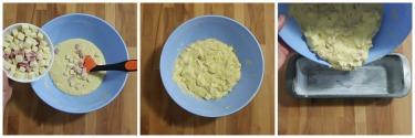 plumcake al prosciutto e formaggio, peccato di gola di giovanni 4