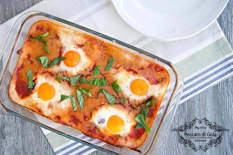 ricetta uova alla contadina, peccato di gola di giovanni