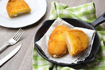 ricetta cordon bleu di patate, peccato di gola di giovanni