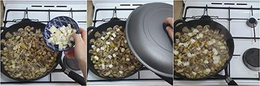 funghi e castagne con tomino, peccato di gola di giovanni 5