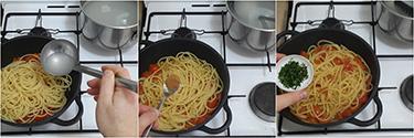 spaghetti con pomodorini e bottarga, peccato di gola di giovanni 3