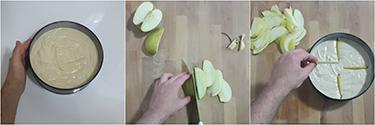 torta di mele al farro, peccato di gola di giovanni 4