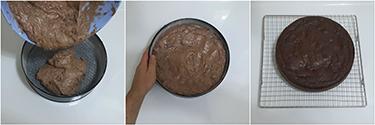 torta soffice di castagne senza glutine, peccato di gola di giovanni 4
