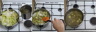 zuppa di patate e scarole, peccato di gola di giovanni 4