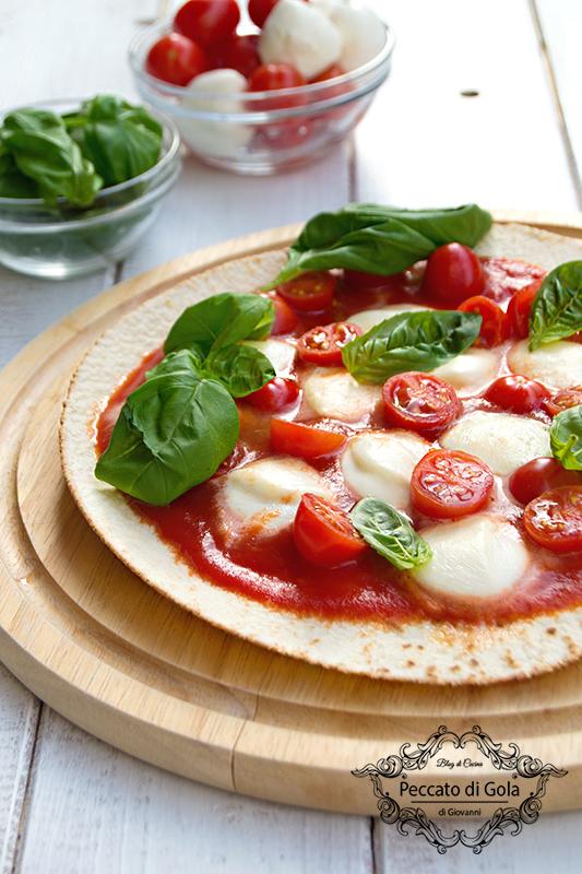 ricetta piadina pizza, peccato di gola di giovanni 2
