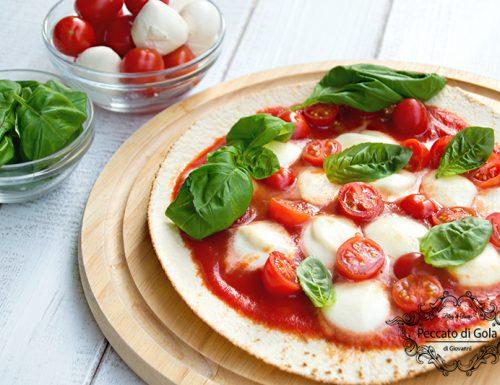 Piadina pizza
