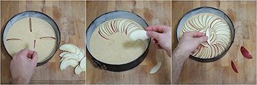 torta di mele senza burro, peccato di gola di giovanni 4