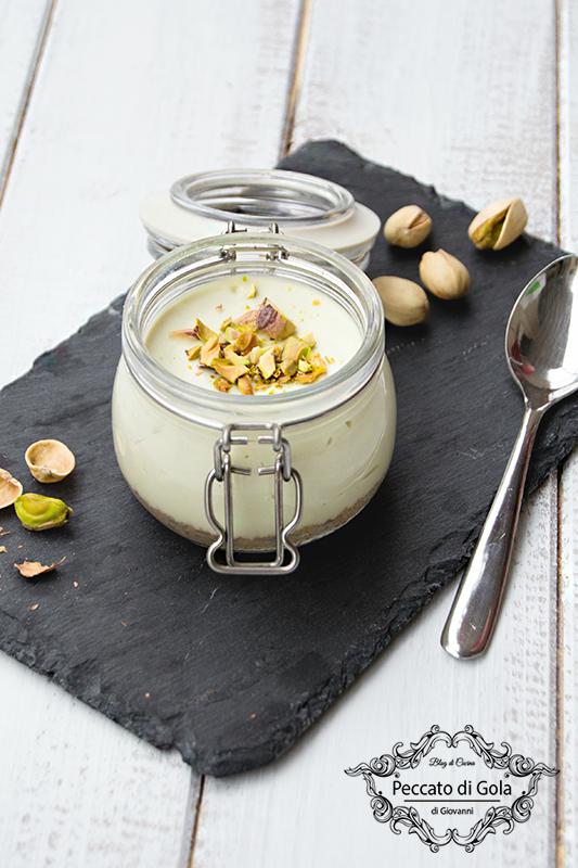 ricetta cheesecake al pistacchio, peccato di gola di giovanni 2