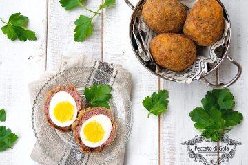 ricetta polpette con uova sode, peccato di gola di giovanni