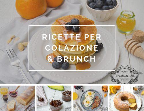 Colazione e brunch: tutte le ricette per iniziare la giornata!
