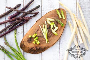 ricetta come pulire gli asparagi, peccato di gola di giovanni
