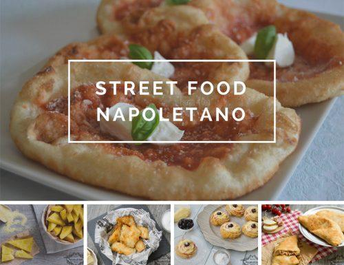 Tutte le ricette dello street food di Napoli