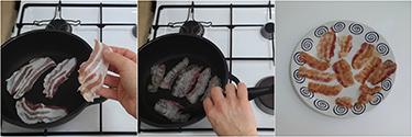 uova e bacon, peccato di gola di giovanni 1