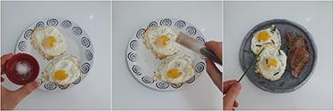 uova e bacon, peccato di gola di giovanni 3