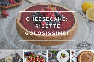 Le ricette delle migliori cheesecake tante golose torte fredde o cotte, peccato di gola di giovanni