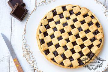 ricetta crostata al cioccolato, peccato di gola di giovanni