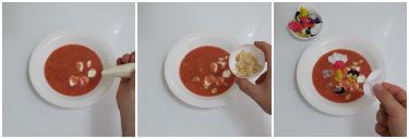 gazpacho all'anguria, peccato di gola di giovanni 5